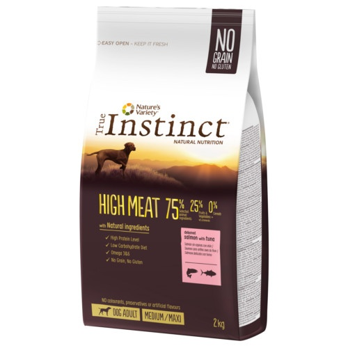 True Instinct High Meat Saumon - 12kg